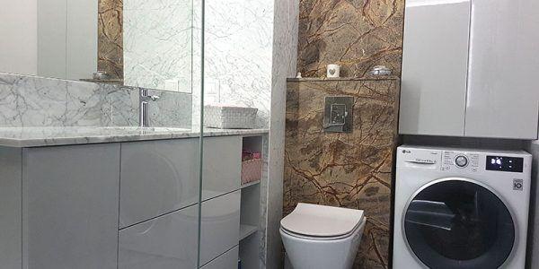 łazienki kamień naturalny granit marmur