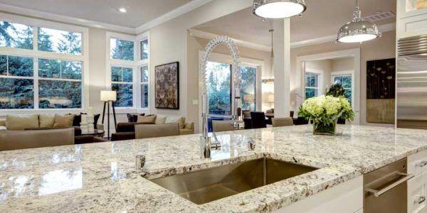 Jaćwing Granit - granite kitchen